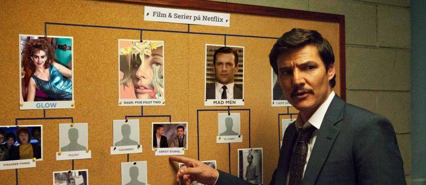 Utbud Netflix
